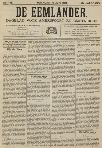 De Eemlander 1911-06-19