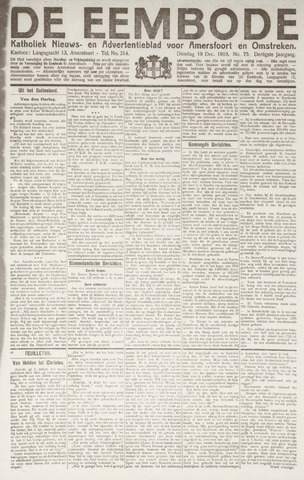 De Eembode 1916-12-19