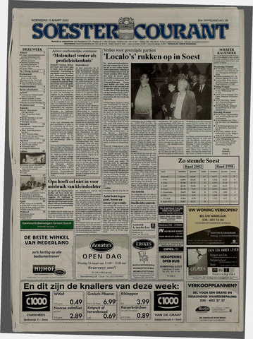 Soester Courant 2002-03-13