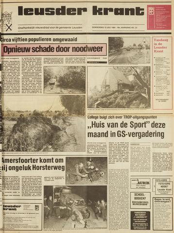 Leusder Krant 1984-07-12