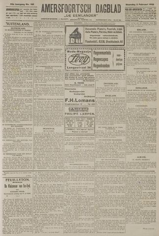 Amersfoortsch Dagblad / De Eemlander 1925-02-02
