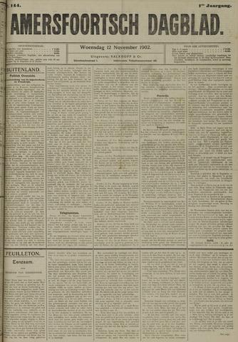 Amersfoortsch Dagblad 1902-11-12