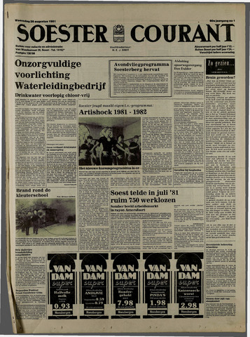 Soester Courant 1981-08-26