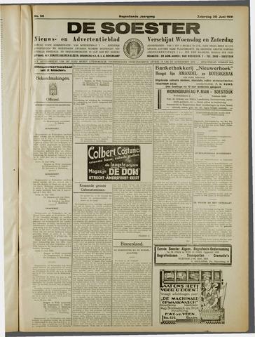 De Soester 1931-06-20