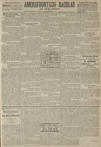Amersfoortsch Dagblad / De Eemlander 1923-11-13