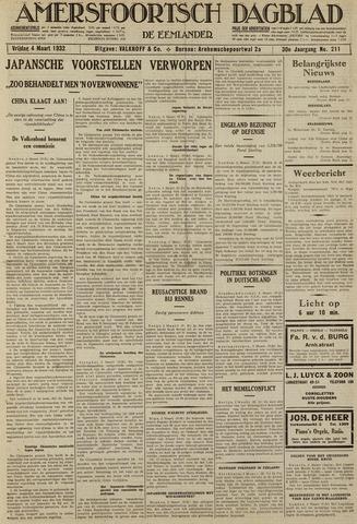 Amersfoortsch Dagblad / De Eemlander 1932-03-04