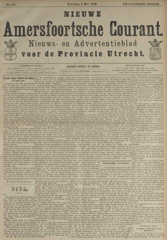 Nieuwe Amersfoortsche Courant 1896-05-09