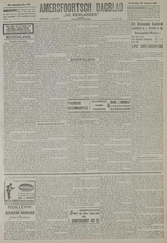 Amersfoortsch Dagblad / De Eemlander 1921-01-26