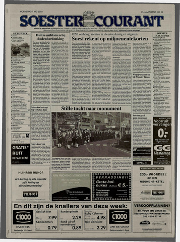 Soester Courant 2003-05-07