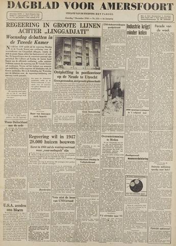 Dagblad voor Amersfoort 1946-12-07