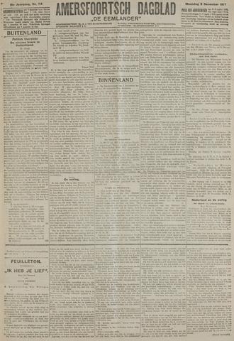 Amersfoortsch Dagblad / De Eemlander 1917-12-03
