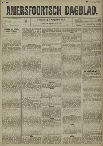 Amersfoortsch Dagblad 1908-08-06