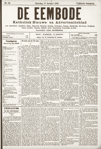 De Eembode 1902-01-18