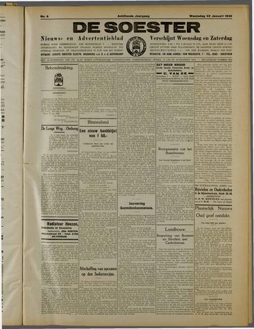 De Soester 1930-01-22