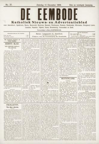 De Eembode 1909-12-11