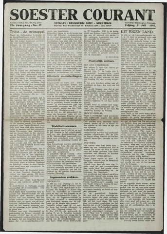 Soester Courant 1946-07-05