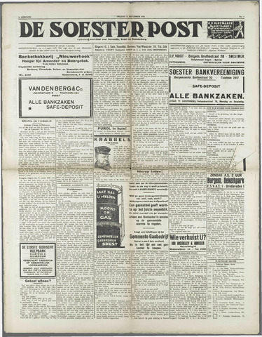 Soester Courant 1931-09-11