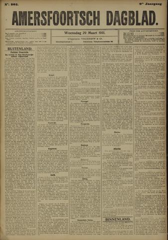 Amersfoortsch Dagblad 1911-03-29