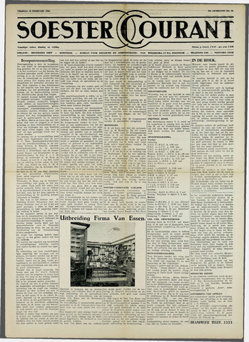 Soester Courant 1960-02-19