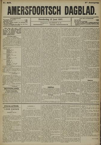 Amersfoortsch Dagblad 1907-06-27