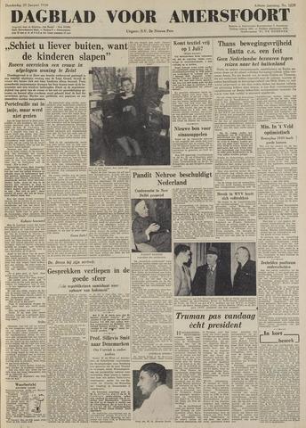 Dagblad voor Amersfoort 1949-01-20