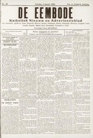 De Eembode 1908