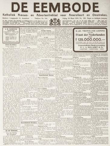 De Eembode 1916-03-24