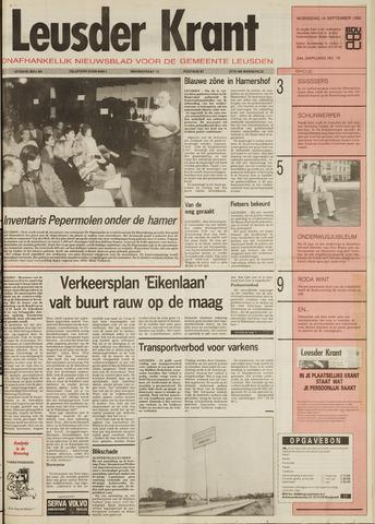Leusder Krant 1992-09-16
