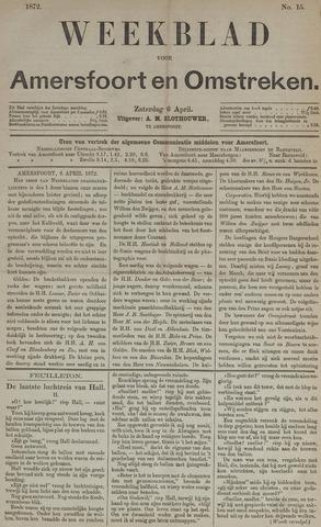 Weekblad voor Amersfoort en Omstreken 1872-04-06