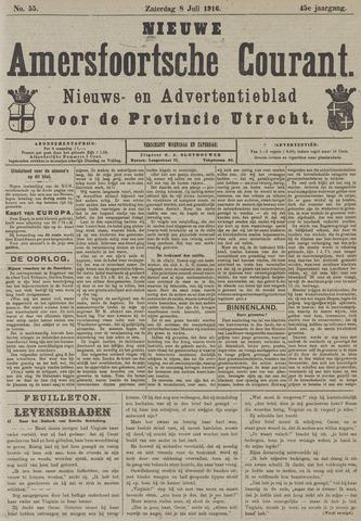 Nieuwe Amersfoortsche Courant 1916-07-08