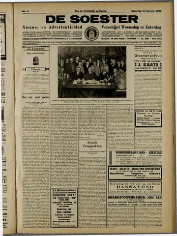 De Soester 1933-02-18