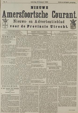 Nieuwe Amersfoortsche Courant 1909-01-16