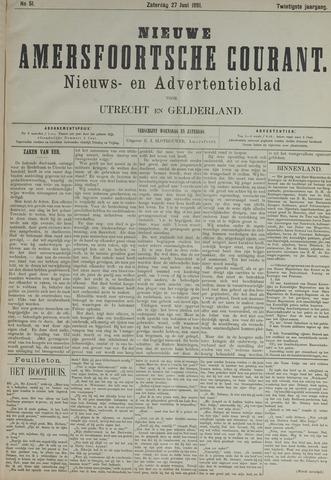 Nieuwe Amersfoortsche Courant 1891-06-27