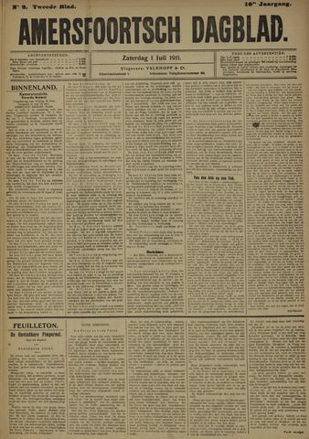 Amersfoortsch Dagblad 1911-07-01