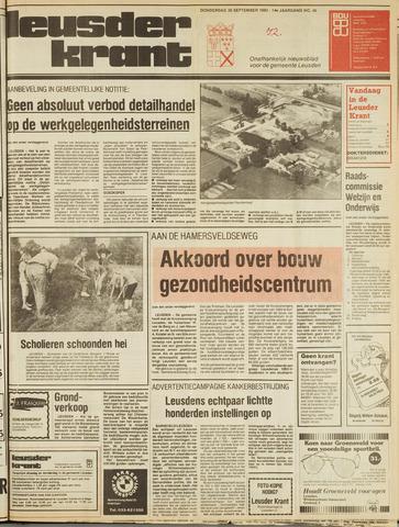 Leusder Krant 1982-09-30