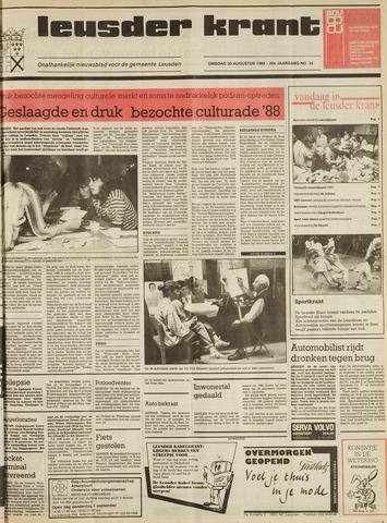 Leusder Krant 1988-08-30