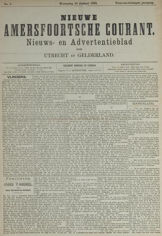Nieuwe Amersfoortsche Courant 1893-01-18