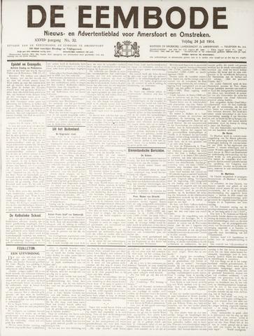 De Eembode 1914-07-24