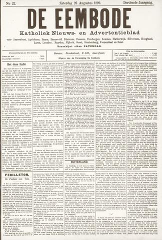 De Eembode 1899-08-26
