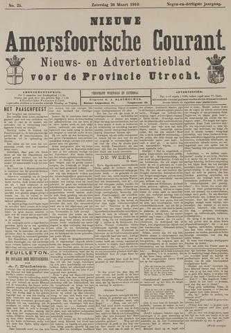 Nieuwe Amersfoortsche Courant 1910-03-26