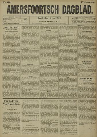 Amersfoortsch Dagblad 1909-06-10