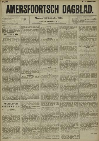Amersfoortsch Dagblad 1908-09-28