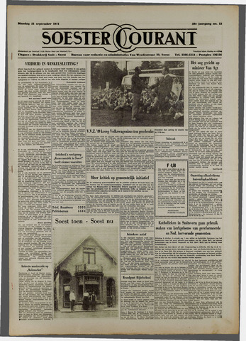 Soester Courant 1971-09-21