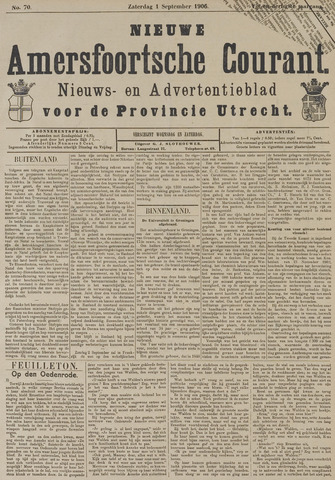 Nieuwe Amersfoortsche Courant 1906-09-01