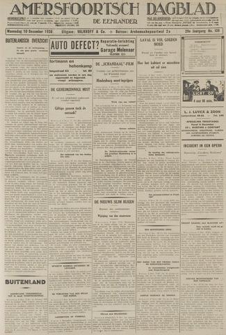 Amersfoortsch Dagblad / De Eemlander 1930-12-10