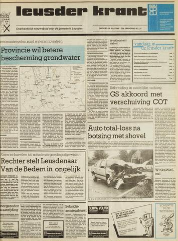 Leusder Krant 1988-07-26