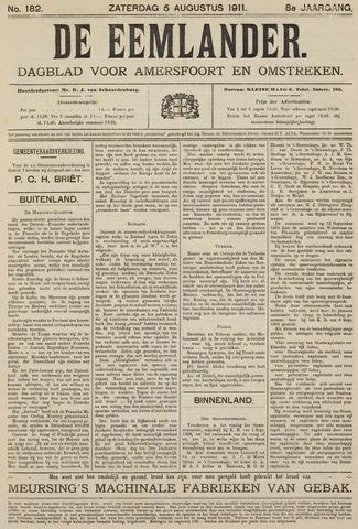 De Eemlander 1911-08-05