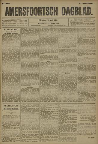 Amersfoortsch Dagblad 1911-05-09