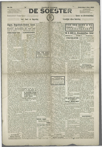 Soester Courant 1926-12-11