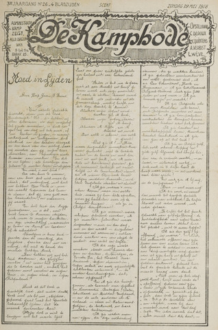 De Kampbode 1918-05-19
